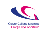 Gower College Swansea logo